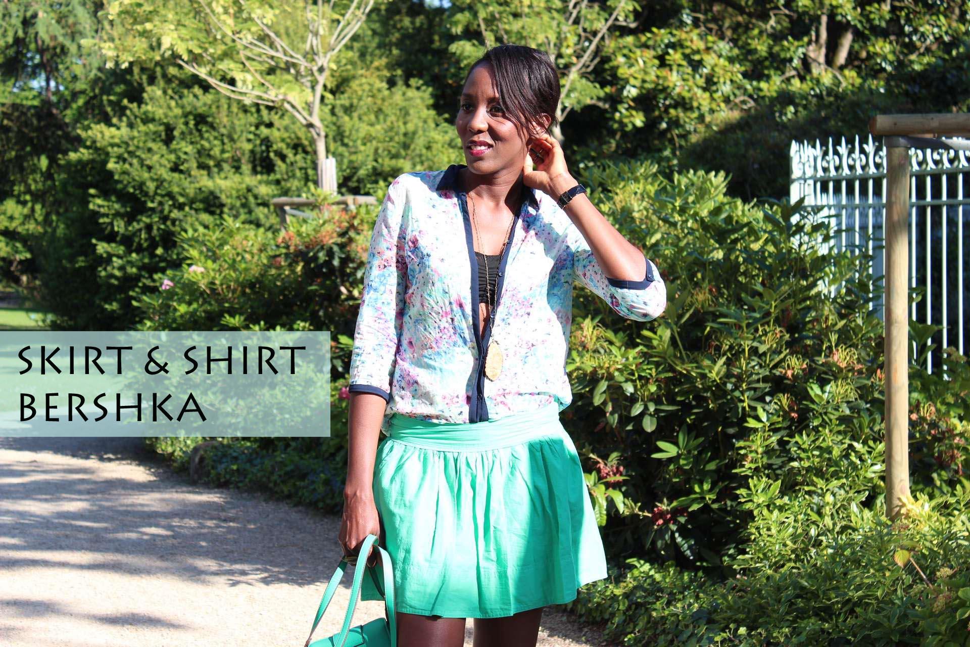 nunaavane-green-skater-skirt-fashion-summer-outfit-beauty-blogger-breshka-claire's-etam-accessorize-choose-to-be-beautiful-ctbb3