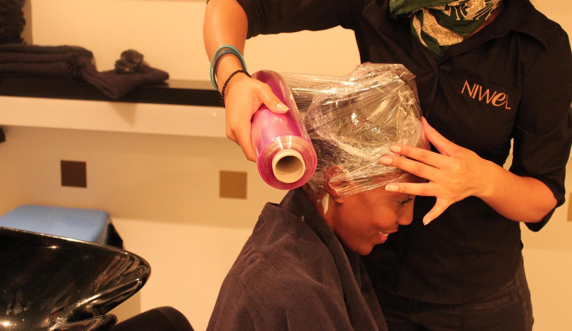 Neutralizing conditionner Nunaavane Niwel hair salon